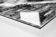 Rallye Mexico (3) als Direktdruck auf Alu-Dibond hinter Acrylglas (Detail)