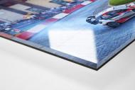Rallye Mexico (4) als Direktdruck auf Alu-Dibond hinter Acrylglas (Detail)