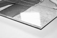 Sicherer Caddy als Direktdruck auf Alu-Dibond hinter Acrylglas (Detail)