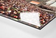 Anzeigetafel AT&T Park als Direktdruck auf Alu-Dibond hinter Acrylglas (Detail)