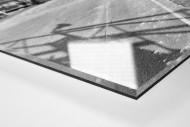 Snetterton Motor Racing Circuit 1964 als Direktdruck auf Alu-Dibond hinter Acrylglas (Detail)