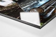 Bei der Rallye in Argentinien als Direktdruck auf Alu-Dibond hinter Acrylglas (Detail)