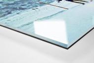 Rauf den Berg als Direktdruck auf Alu-Dibond hinter Acrylglas (Detail)