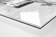 Apfel geben bei der Tour 1955 als Direktdruck auf Alu-Dibond hinter Acrylglas (Detail)