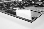 Frankfurt vs. Madrid im Hampden Park als Direktdruck auf Alu-Dibond hinter Acrylglas (Detail)