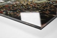 Dresden (2009) als Direktdruck auf Alu-Dibond hinter Acrylglas (Detail)