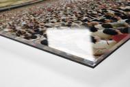 Stuttgart (2011) als Direktdruck auf Alu-Dibond hinter Acrylglas (Detail)