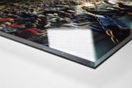 Wien (Austria) als Direktdruck auf Alu-Dibond hinter Acrylglas (Detail)