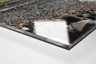 Berlin (Olympiastadion, 2011) als Direktdruck auf Alu-Dibond hinter Acrylglas (Detail)