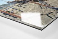 Potsdam (Babelsberg, 2008) als Direktdruck auf Alu-Dibond hinter Acrylglas (Detail)