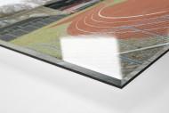 Oer-Erkenschwick als Direktdruck auf Alu-Dibond hinter Acrylglas (Detail)