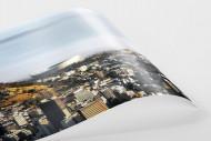 Cape Town Stadium mit Stadt und Meer als FineArt-Print