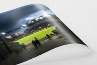 Blick in das Stadion Essen als FineArt-Print
