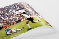 Klinsmann gegen Holland (1) als FineArt-Print