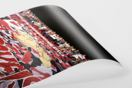 Fans And Flags als FineArt-Print