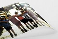 5 Freunde als FineArt-Print