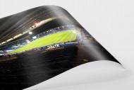 Blick in das St. Andrew's Stadium (Farbe) als FineArt-Print