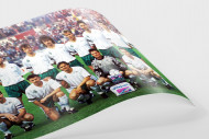 Bremen im Europapokalfinale als FineArt-Print