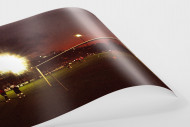 Cottbus Relegation 1997 als FineArt-Print