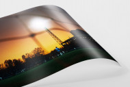 Flutlicht auf dem Betzenberg als FineArt-Print