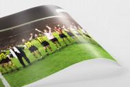 BVB im Old Trafford als FineArt-Print