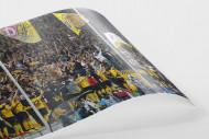 Dresden jubelt im Pokal als FineArt-Print