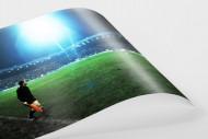 Flutlicht im Ruhrstadion als FineArt-Print
