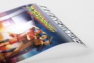 Covermotiv: 11FREUNDE - Bundesliga-Sonderheft 2015/16 als FineArt-Print