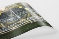 Leere Süd und Tor als FineArt-Print