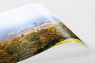 Signal Iduna Park im Stadtbild als FineArt-Print