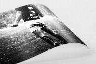 Bochumer im Schnee als FineArt-Print