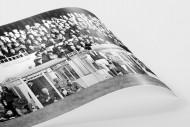 Momentaufnahme Highbury 1969 als FineArt-Print