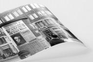 Litfaßsäule in Dresden als FineArt-Print