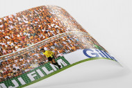 Bonner vor holländischen Fans als FineArt-Print