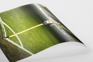 Eckfahne Signal-Iduna-Park als FineArt-Print