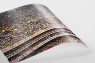 Ränge im Aztekenstadion als FineArt-Print