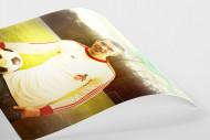Lukas Podolski als FineArt-Print