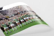 Bremen im Pokalfinale als FineArt-Print
