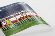 HSV im Waldstadion als FineArt-Print