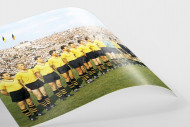 BVB im Neckarstadion als FineArt-Print