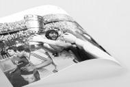 Friedhelm und der Pokal als FineArt-Print