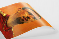 Franck Ribéry als FineArt-Print