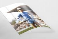 Toni mit Mütze als FineArt-Print