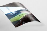 Westfalenstadion 1976 als FineArt-Print