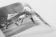 Handball 1961 als FineArt-Print