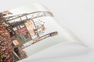 Anzeigetafel AT&T Park als FineArt-Print