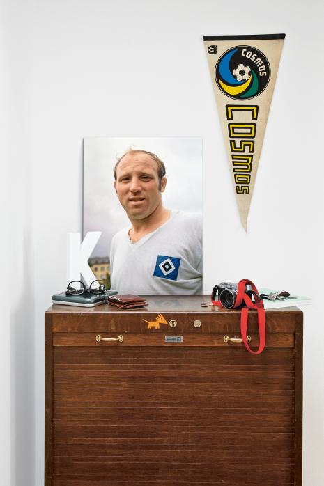 Porträt Uwe Seeler über deiner Kommode - 11FREUNDE BILDERWELT