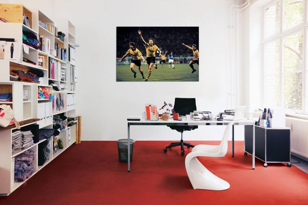 BVB-Jubel in deinem Büro - 11FREUNDE BILDERWELT