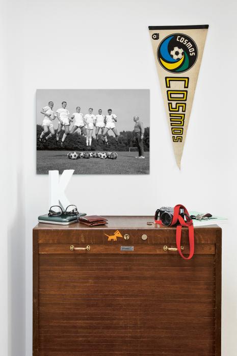 Über deiner Kommode: Neuzugänge vom 1. FC Köln 1964 - 11FREUNDE BILDERWELT