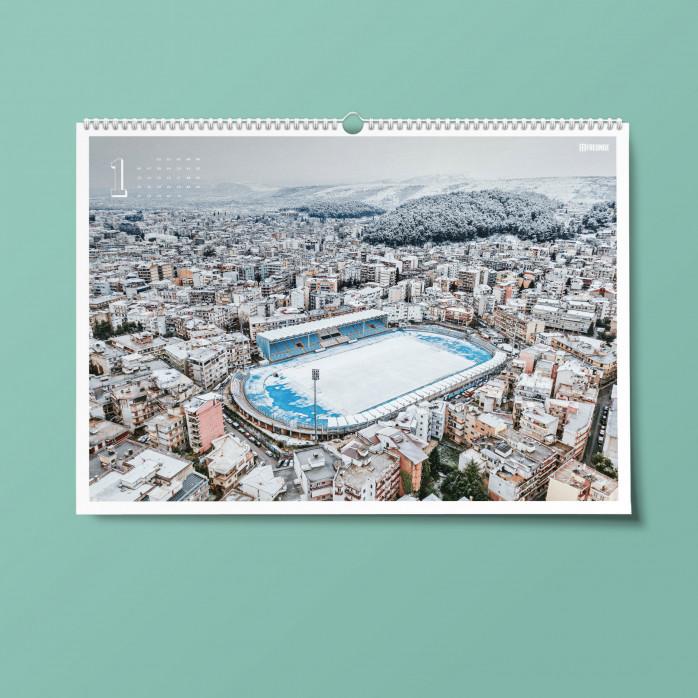 11FREUNDE Wandkalender 2020: Die ganze Welt ist ein Spielfeld - ISBN: 978-3-667-11728-1